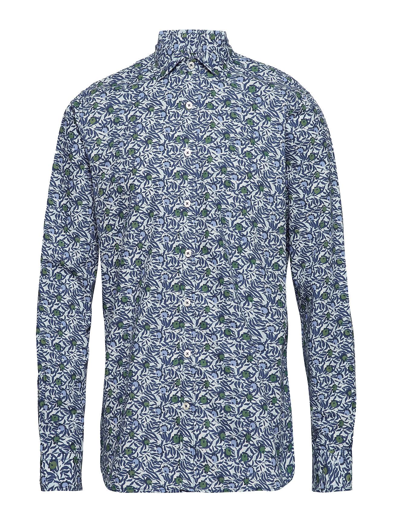 Signal Monti Print L S Shirts Ögrönlar