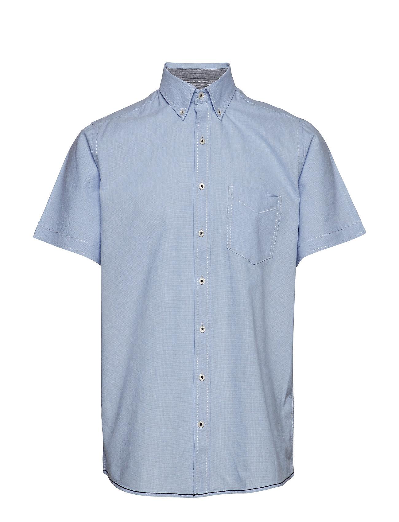 Signal S/S Shirts - POND BLUE