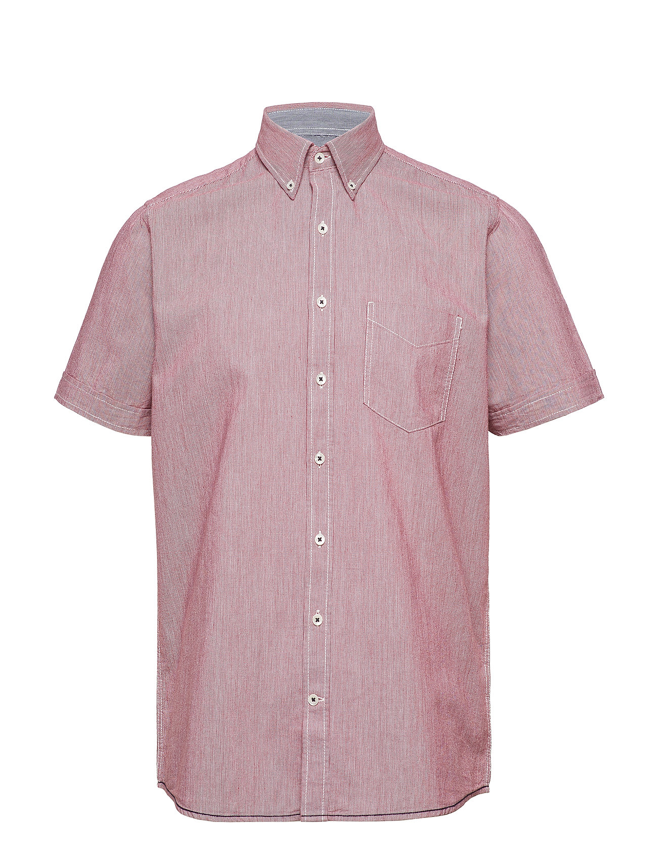 Signal S/S Shirts - RED SAIL
