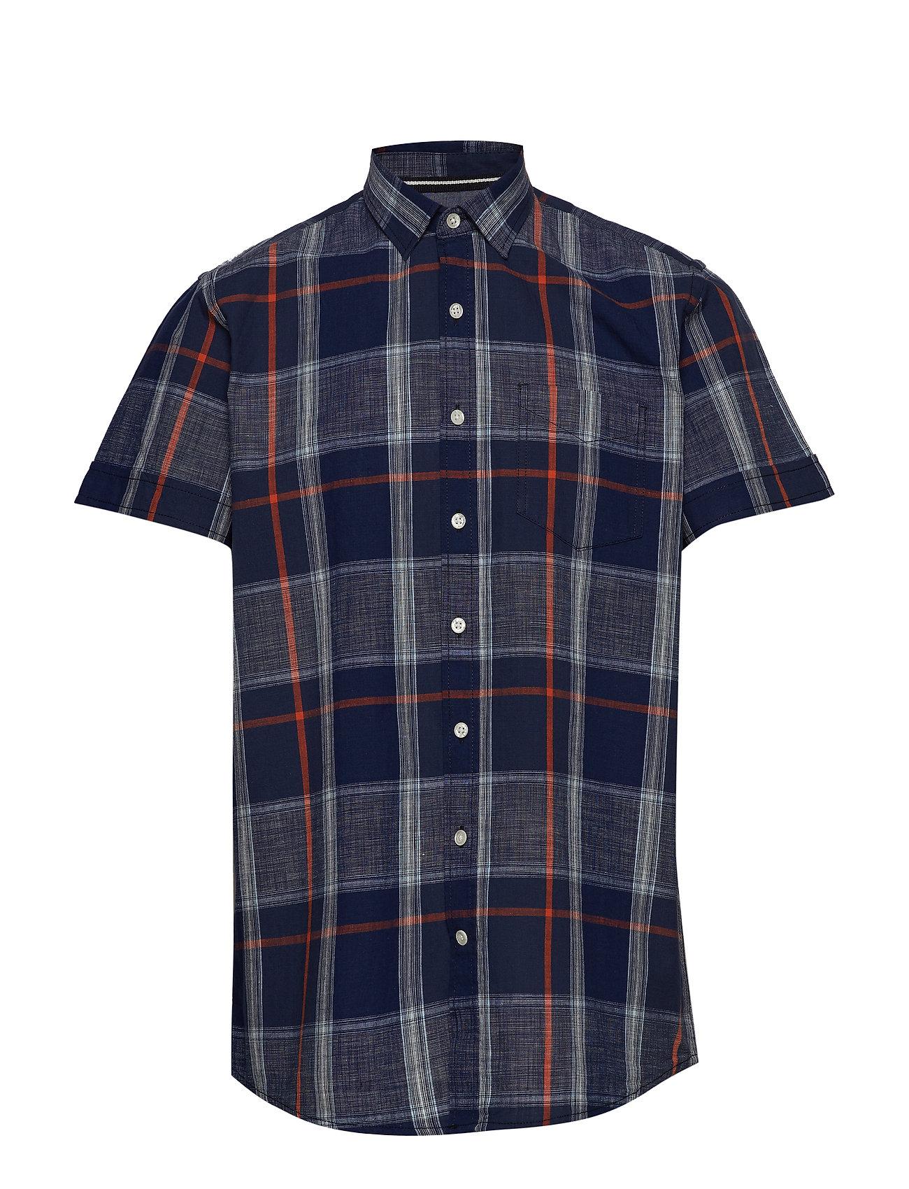 Signal S/S Shirts - ORANGE RUST