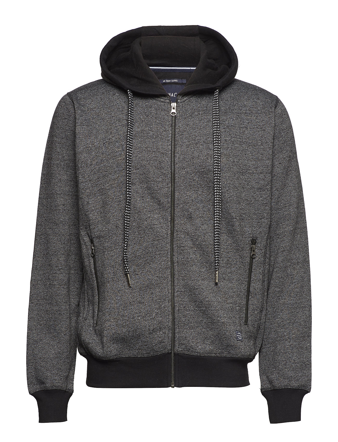 Signal Sweatshirt - BLACK