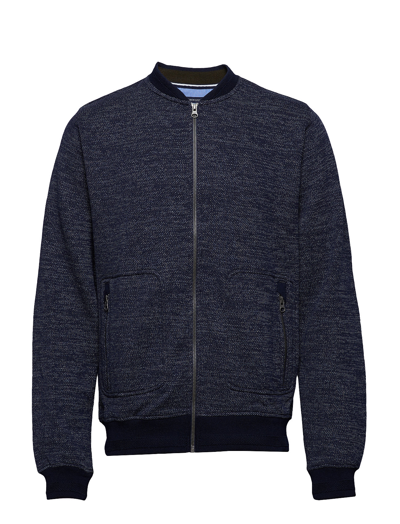 Signal Sweatshirt - DUKE BLUE MELANGE