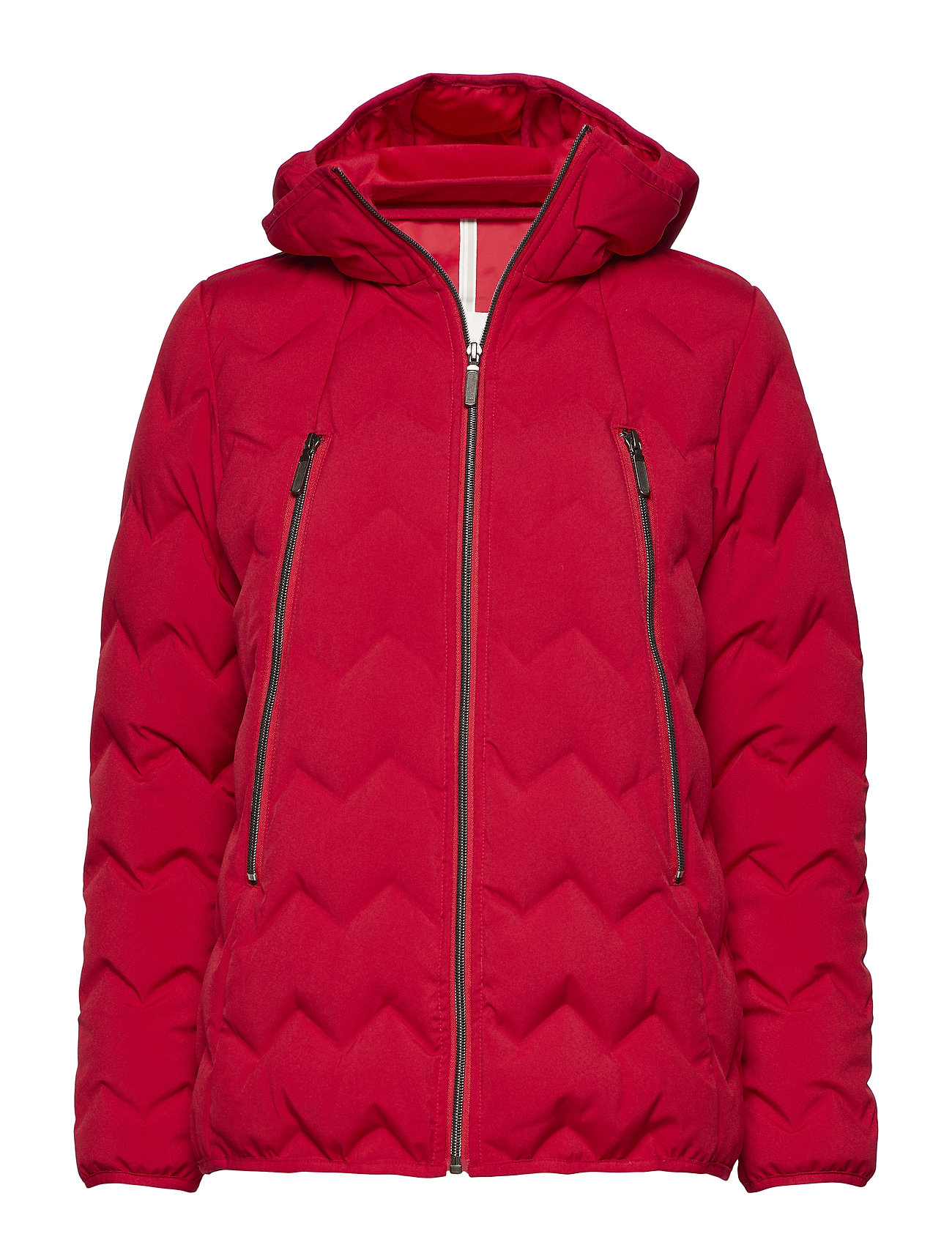 Signal Jacket - HAUTE RED