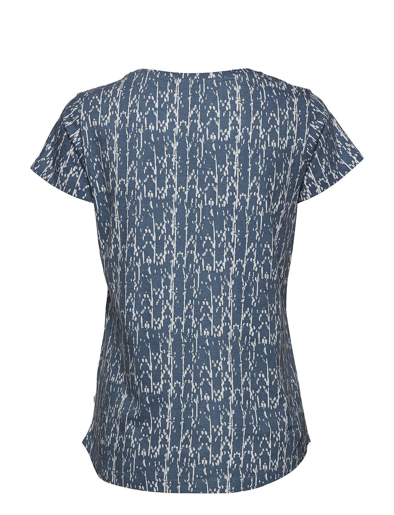 T ShirtTop T shirt Top Blå Signal