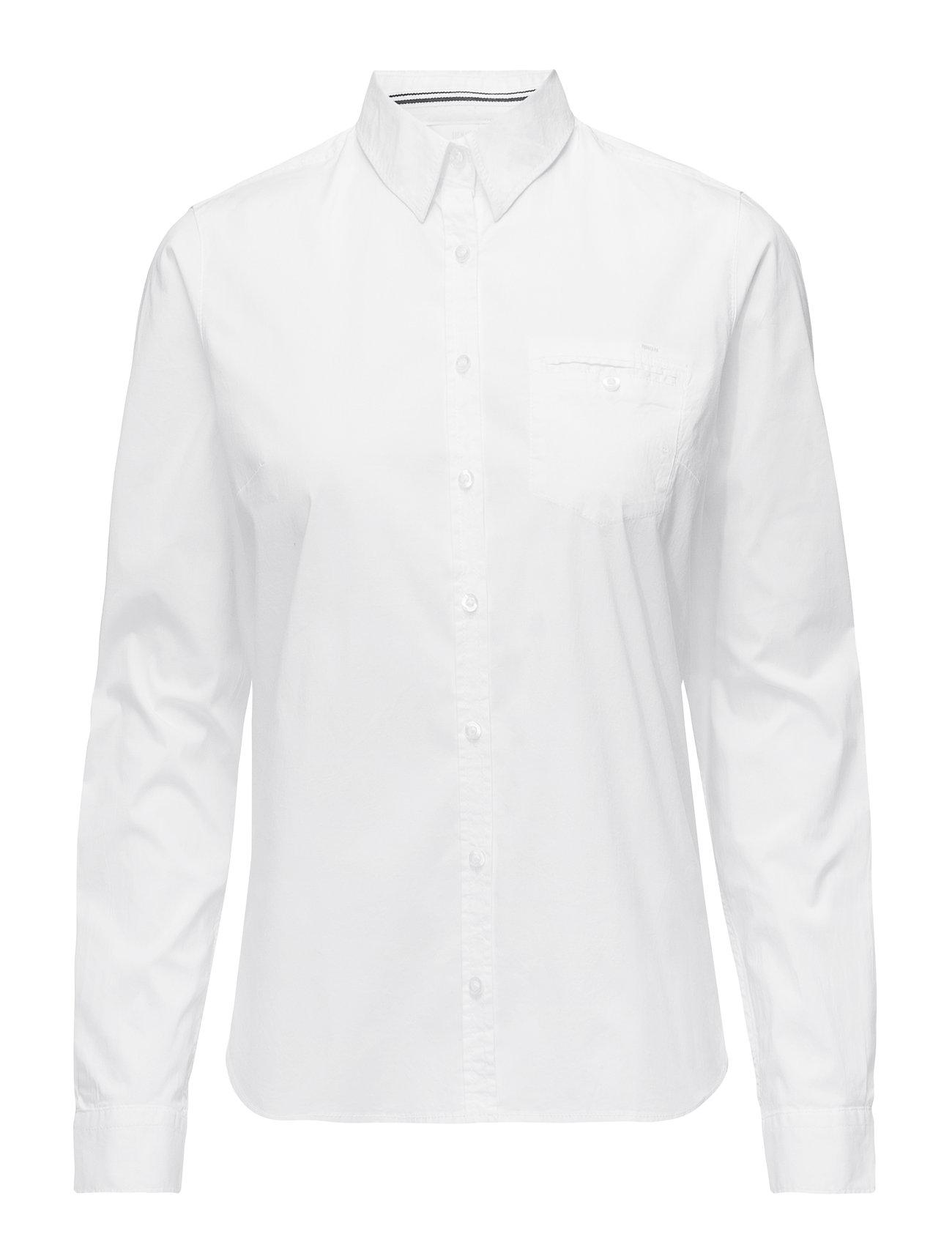 Signal L/S Shirts - WHITE