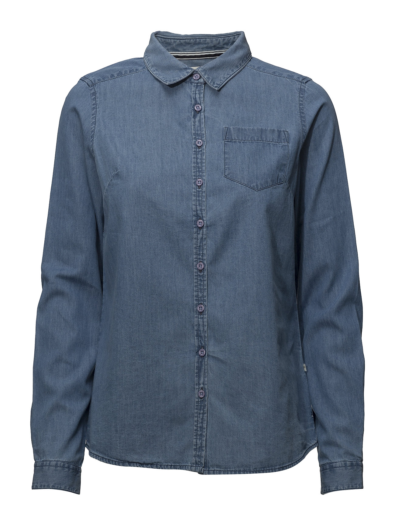 Signal L/S Shirts - SUN FADED BLUE