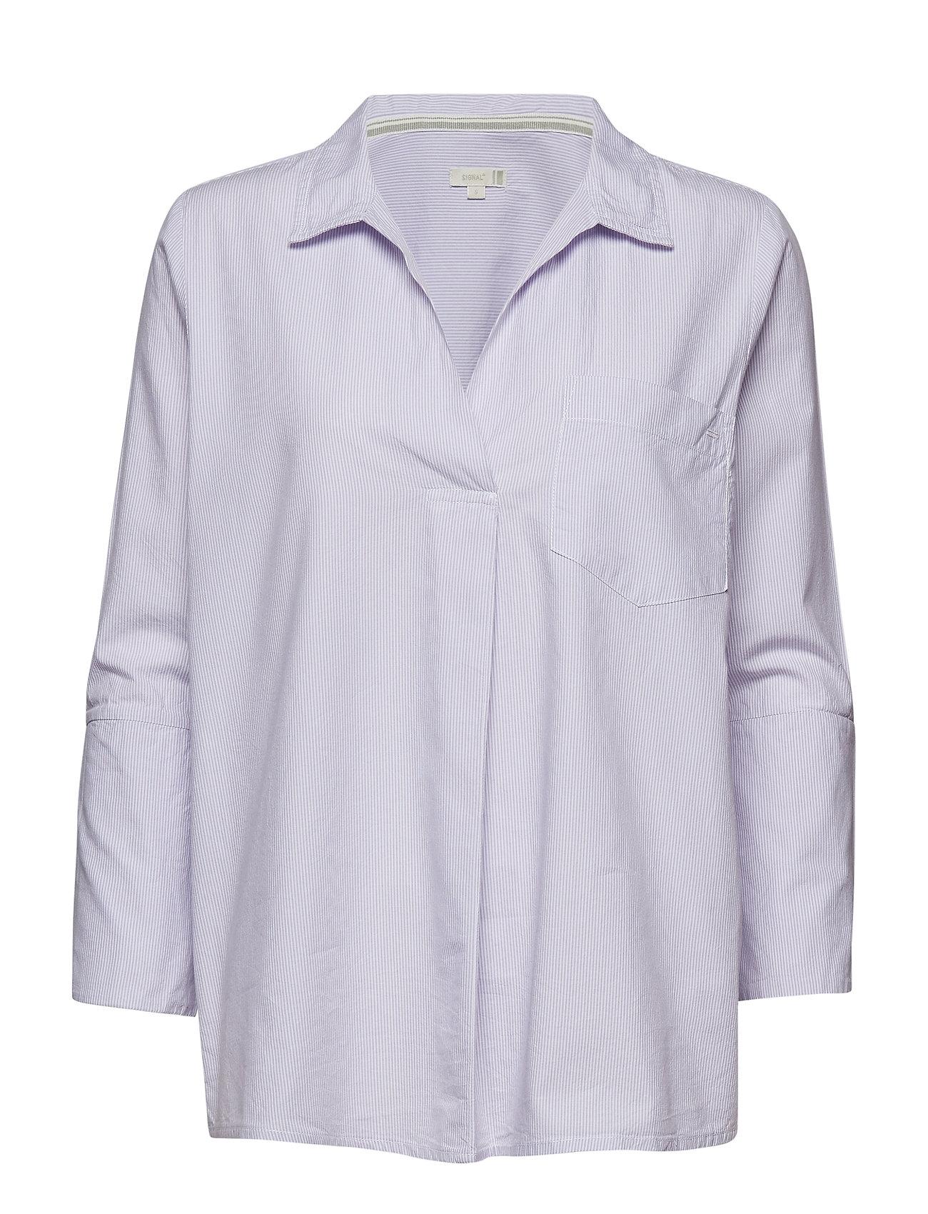 Signal Shirts - LAVENDER