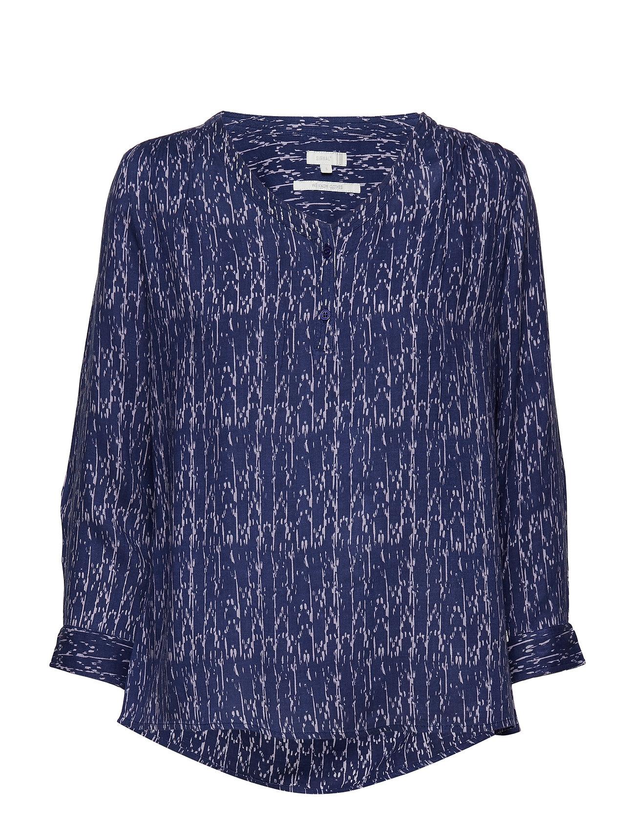Signal Shirts - BLUE RIBBON
