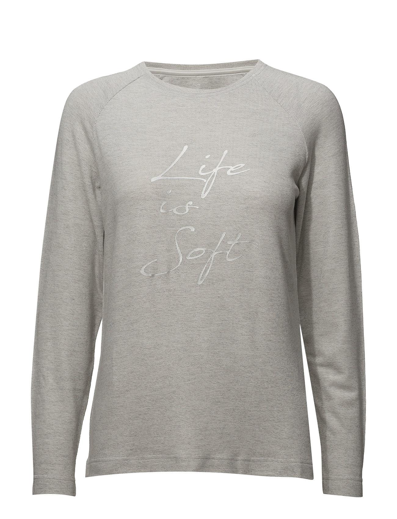 Signal Sweatshirt - STONE MEL.