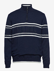Signal - Knit - half zip jumpers - duke blue - 0