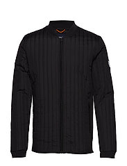 Angelo Thermo Jacket - BLACK