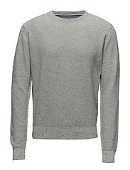 Knit - LIGHT GREY MELANGE