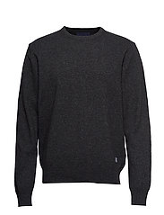 Knit - DARK GREY MELANGE