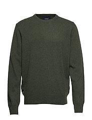 Knit - SPRUCE GREEN MEL