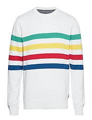 Knit - WHITE