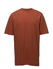 T-shirt/Top - ORANGE RUST MELANGE