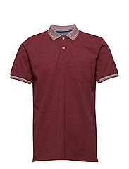 Polo - RED SAIL MELANGE