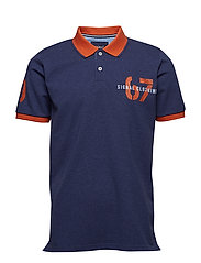 Polo - DUKE BLUE MELANGE
