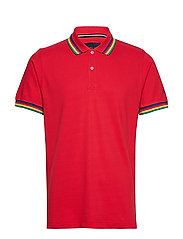 Polo - RED SCARLET