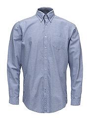 Cohen L/S Shirts - LAKE BLUE