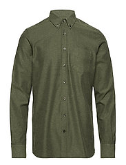 L/S Shirts - GREEN BEETLE