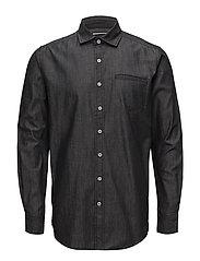 L/S Shirts - BLACK