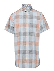 S/S Shirts - ORANGE RUST