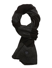 Scarves - DARK GREY MELANGE