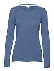 Knit - GRISAILLE BLUE