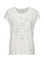 T-shirt/Top - EGRET DUST