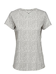 T-shirt/Top - QUIET GREY
