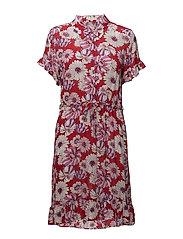 Dress - AURA RED