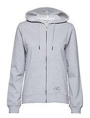 Sweatshirt - STONE MEL.