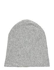 Hats/Caps - LIGHT GREY MELANGE