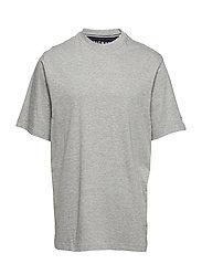T-shirt/Top - LIGHT GREY MELANGE