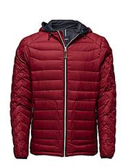 Jacket - CRANBERRY