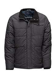 Jacket - DARK GREY MELANGE