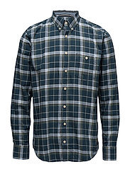 L/S Shirts - BLUE WING TEAL