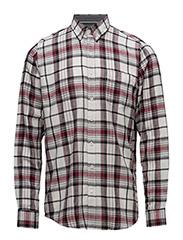 L/S Shirts - CRANBERRY