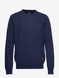 Knit - DUKE BLUE MELANGE