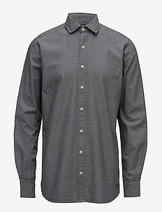 L/S Shirts - FORGED GREY