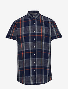S/S Shirts - ORANGE RUST