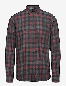 L/S Shirts - PORT ROYALE MELANGE