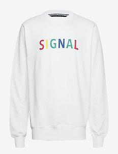 Sweatshirt - sweatshirts - white