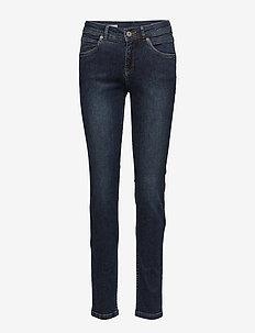 Jeans - DARK BLUE DENIM