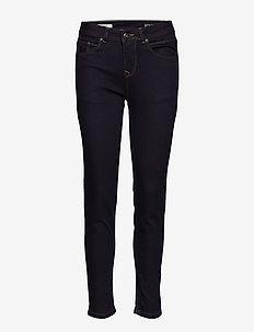 Jeans - RAW BLUE DENIM