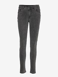Jeans - GREY IRON