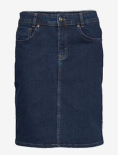 Skirt - SUN FADED BLUE