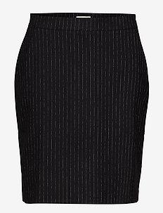 Skirt - kort skjørt - black