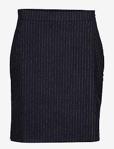 Skirt - kort skjørt - duke blue